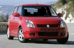 Special Offer for Car Rental Suzuki Swift