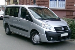 Special Offer for Car Rental Fiat Scudo