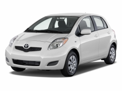 Special Offer for Car Rental Toyota Yaris ECO