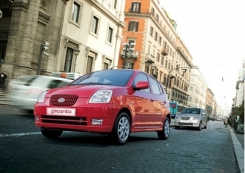 Special Offer for Car Rental KIA Picanto