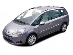 Special Offer for Car Rental Citroen C4   GRANT PICASSO